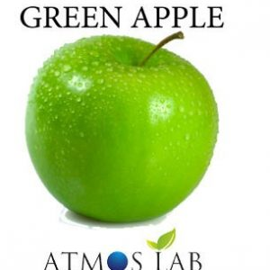 ELIQUID ATMOSLAB APPLE GREEN 10ML