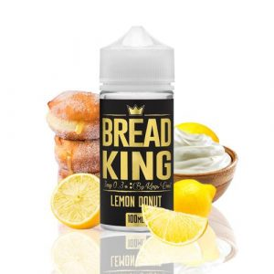 ELIQUID KINGS CREST BREAD KING 100ML