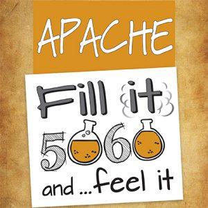 ELIQUID ATMOSLAB APACHE 50ML