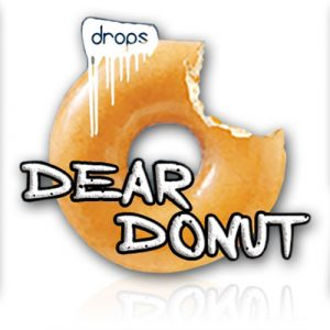 ELIQUID DROPS DEAR DONUTS SHAKE 60ML 3MG