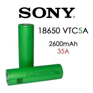 BATERIA SONY VTC5A 2600MAH 35A