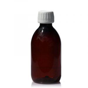 BOTE PET OIL 4 VAP TAPON PRECINTO