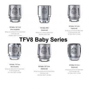 RESISTENCIA SMOK V8 BABY