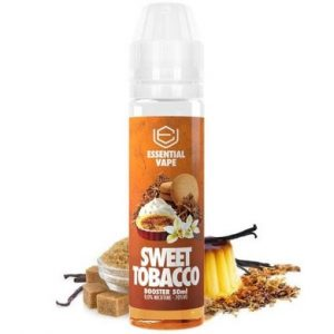 ELIQUID ESSENTIAL VAPE SWEET TOBACCO 50ML