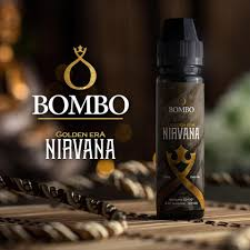 ELIQUID BOMBO GOLDEN ERA NIRVANA 50ML