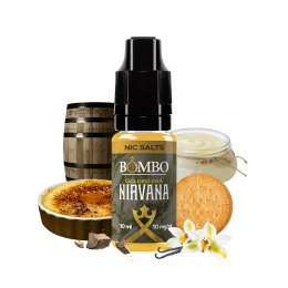 ELIQUID BOMBO GOLDEN ERA NIRVANA SALT 10ML