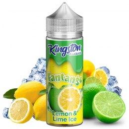 ELIQUID KINGSTON LEMON LIME ICE 100ML