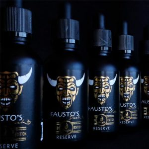 ELIQUID DROPS FAUSTO RESERVE ED.LIMITADA 50ML