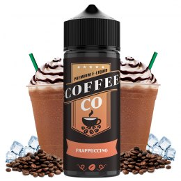 ELIQUID COFFEE CO UK LABS FRAPPUCCINO 100ML