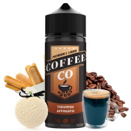 ELIQUID COFFEE CO UK LABS TIRAMISU AFFOGATO 100ML