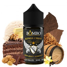 AROMA KINGS CREST&BOMBO DON JUAN ALDONZA 30ML