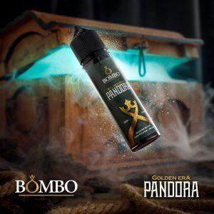 ELIQUID BOMBO GOLDEN ERA PANDORA 50ML